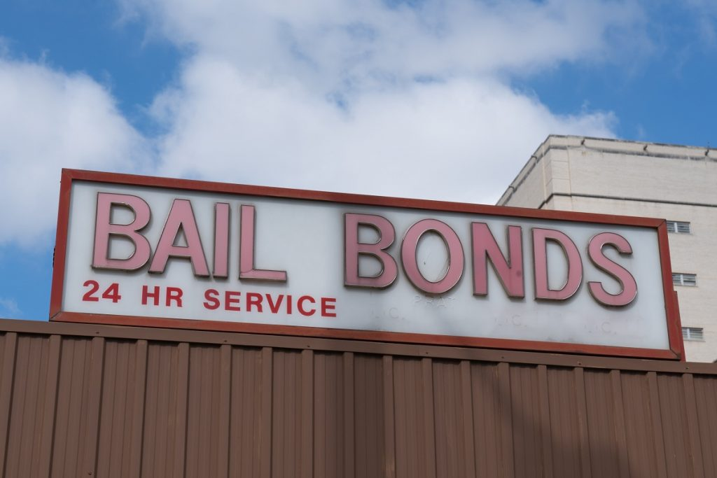 Bail Bonds Signage